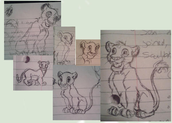 Sketches by Nollaig