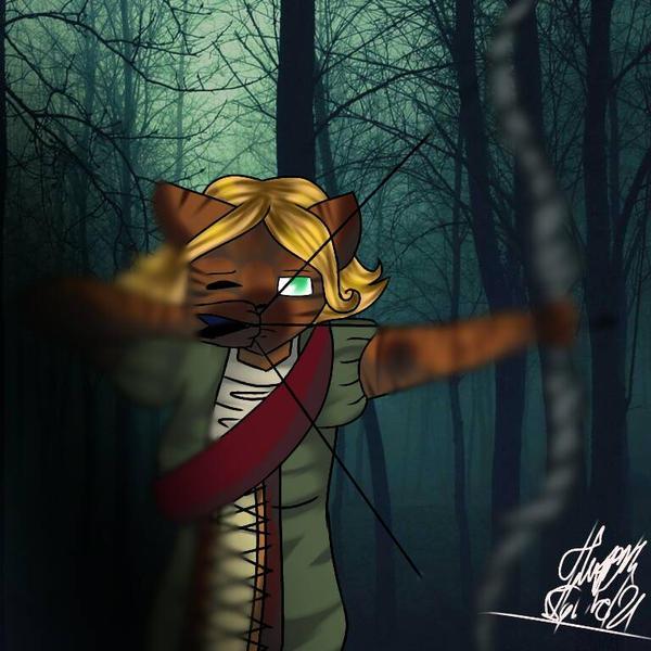 Winnie by Happythesquirel24
