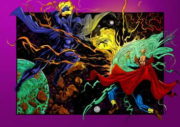 The Wonder Worlock colors by joriley