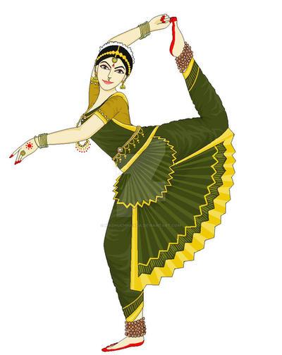Indian Dance Forms 1 Bharata Natyam By Madhuchhanda On