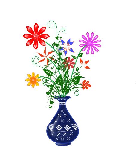 Flower Base by Madhuchhanda