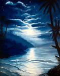 Blue dream beach by ronhue