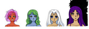 Solarian Queens