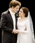 Bella Cullen And Edward Cullen - Wedding