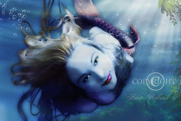 Mermaid. by arbirtra