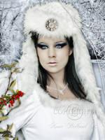 Snow Queen by arbirtra
