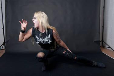 Black Metal Barbie5