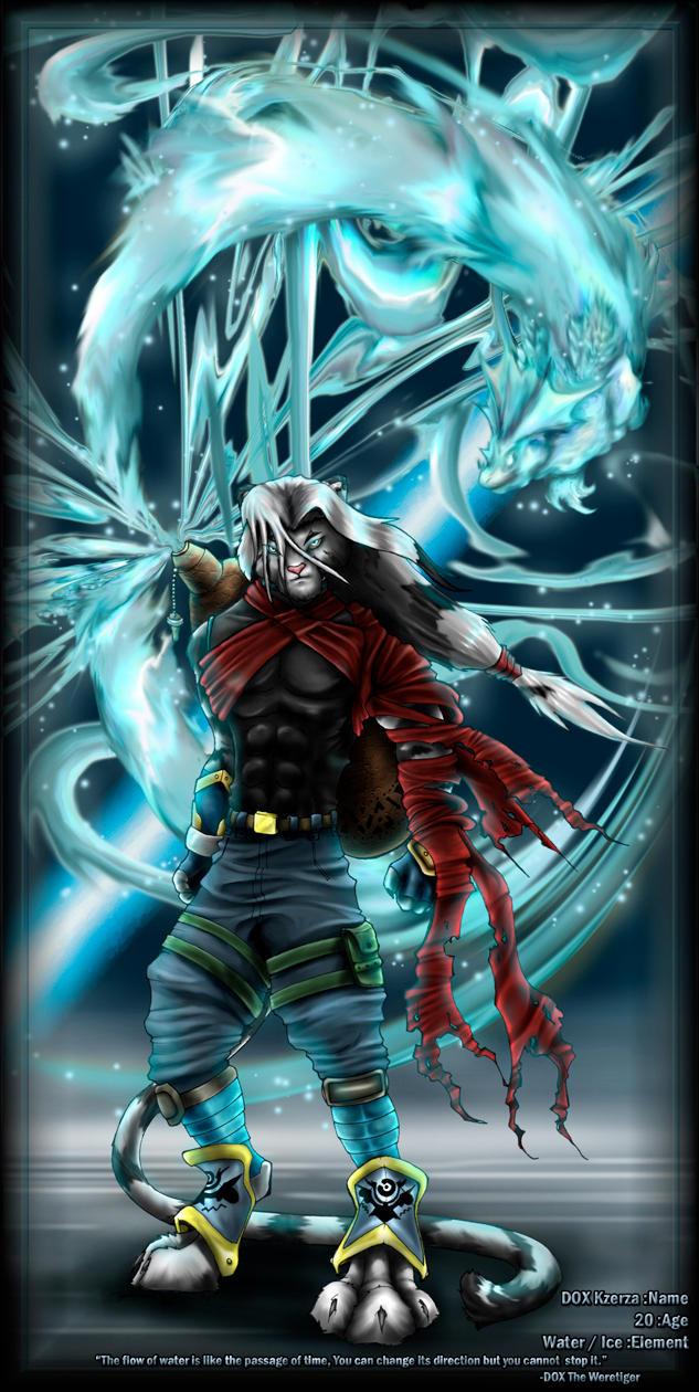 DOX Kzerza The Water Animator by jan-michael9500