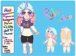 Rylee Lohop | Reference Sheet