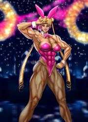 Sailor Muscle by daikichikitsune