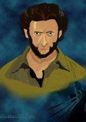 Wolverine by AlmaChiaraAlex