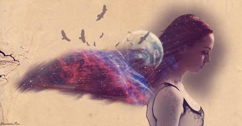Galaxy-dream by AlmaChiaraAlex