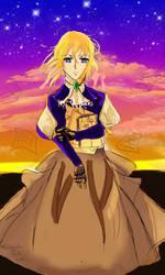 Violet-Evergarden-colore