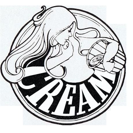 Cream Band Logo 253465845