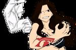 Fairy Tail 285- Cana