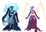 Adoptable - Opals [CLOSED]