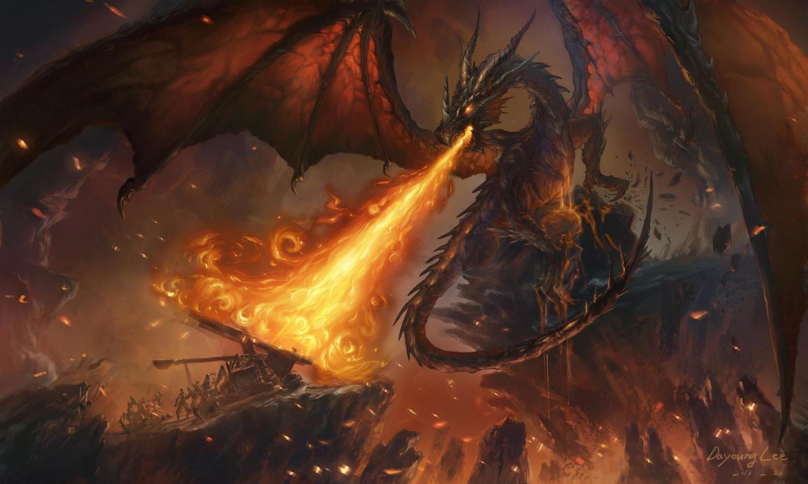 Volmaht Ravostrax, The Lingering Flame Dragon_breath_by_momoren-d67sua8