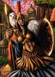 Athena colorfull
