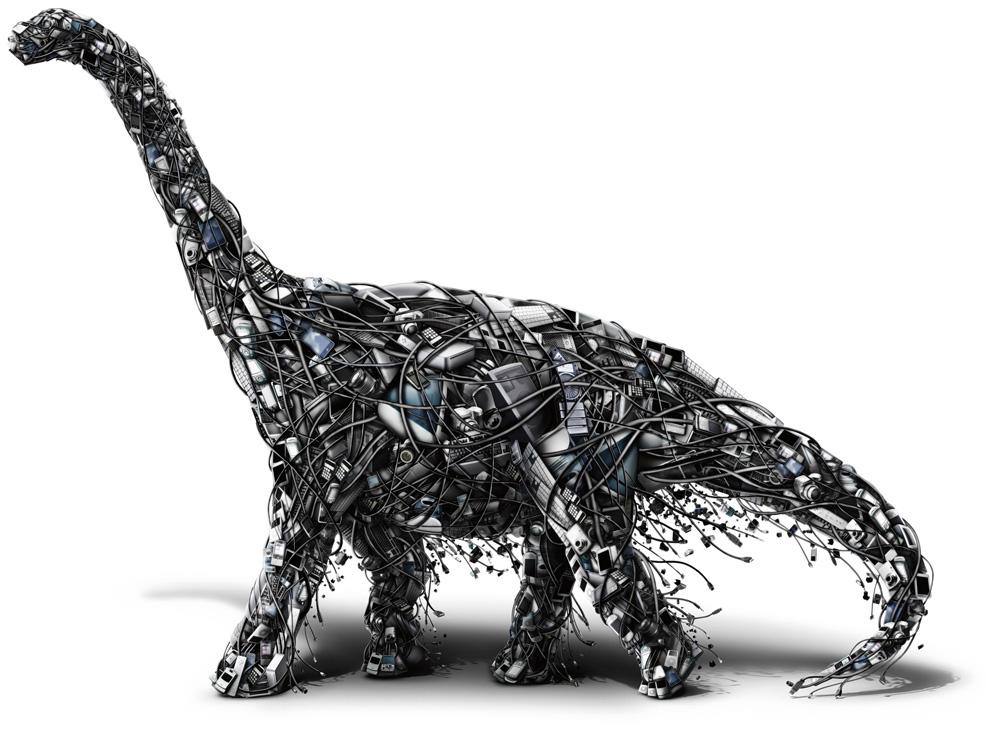 Dino ARP 2 by wagnermm19