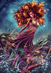 The Mermaid is Serenade by wagnermm19