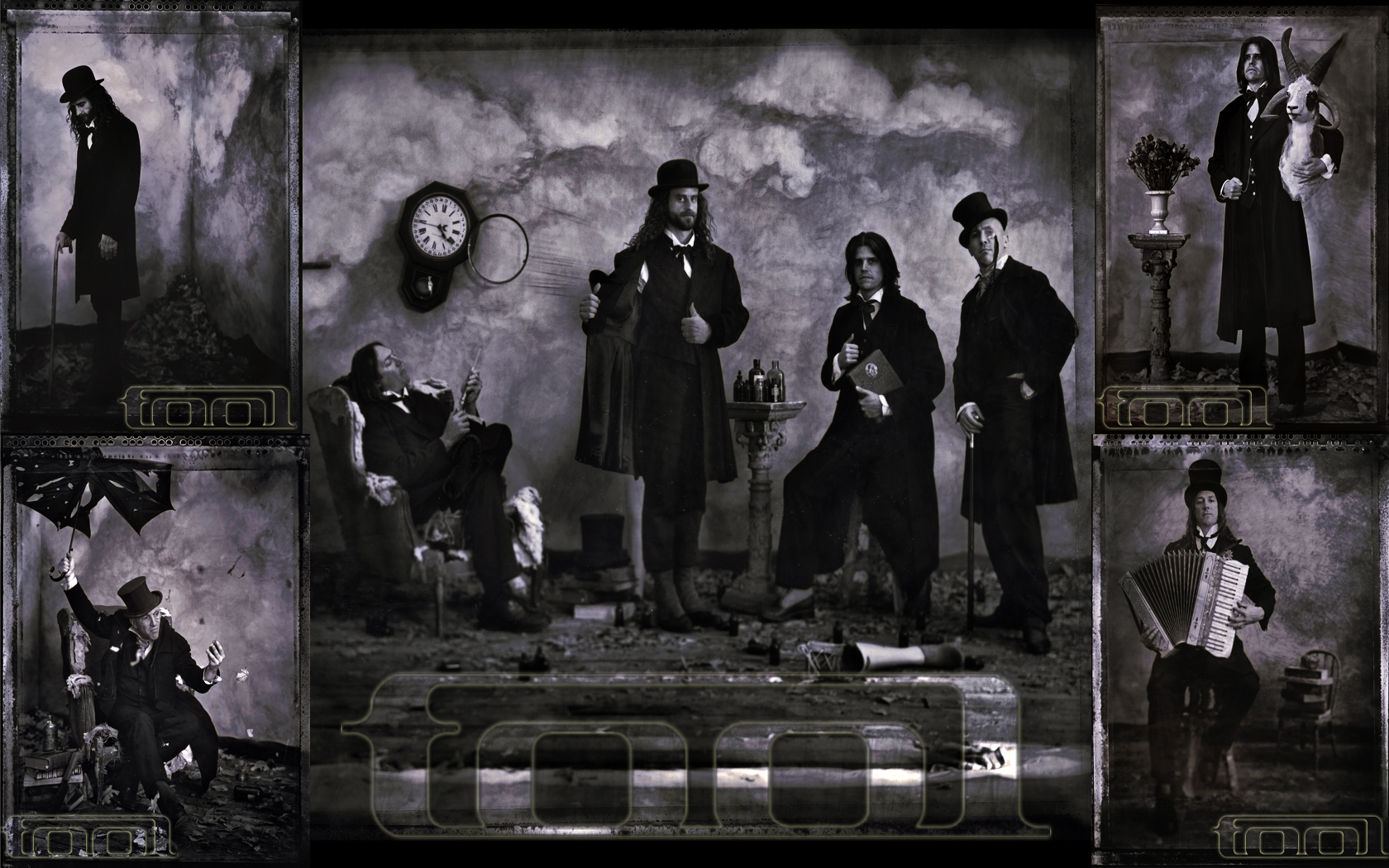 Band Pictures Of Tool 81