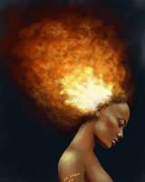 Smoke and Fire by NikSebastian