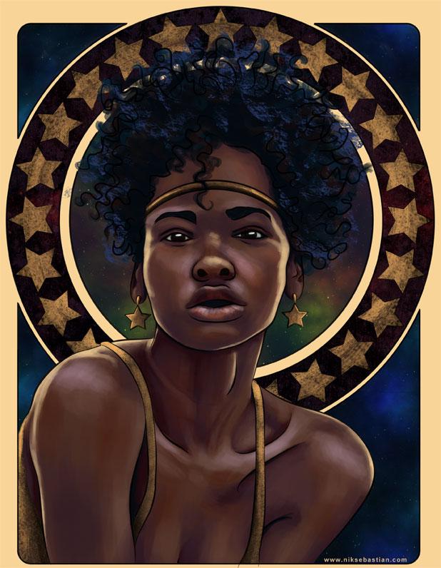 black women art - photo #32