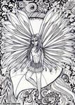 Mischievous Fairy by NikSebastian