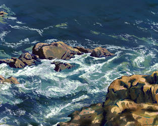 Waves by NikSebastian