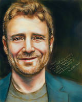 Stewart Butterfield by NikSebastian