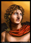 Alexander the Great by NikSebastian