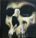 Skulls for September (September 4) by NikSebastian