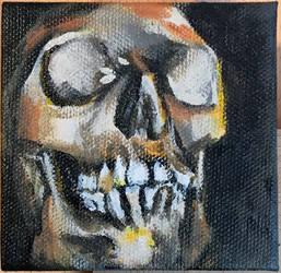 Skull by NikSebastian