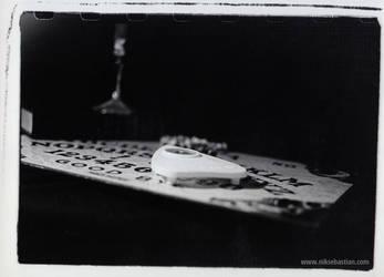 Ouija Board by NikSebastian