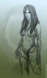 Lady by Milulya