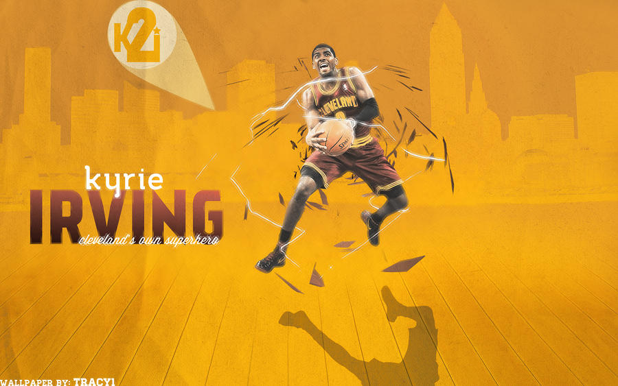 Kyrie Irving Uncle Drew By Tracy1