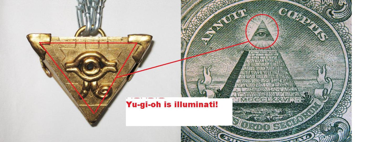 Yu-gi-oh's Illuminati by xlJonnyQthanlx