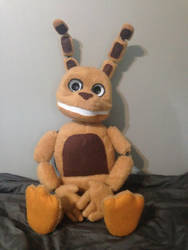 Plushtrap (sold) by TaintedDNA