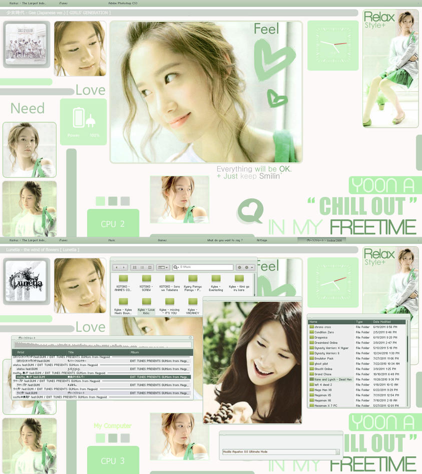 I Am Yoonning Afternoon by gie-gie-gie