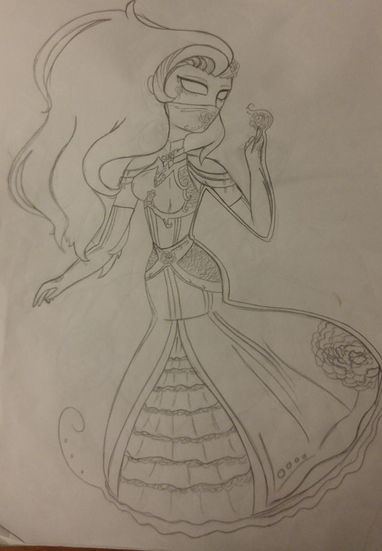 Rose Queen (Full) by bestdream1b