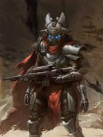 Fallen Captain- Destiny by SavoryBaconist