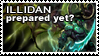 Illidan by Jinze