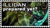 Illidan by Jinze