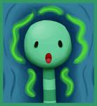 Adventure Time Portrait