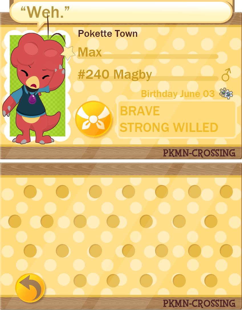 PKMC App - Max by llimus