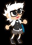 Animal Crossing - Collin