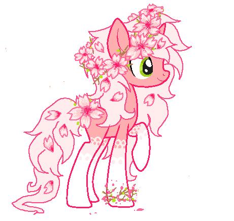 Auction Pony #1 CLOSED by sakurahae