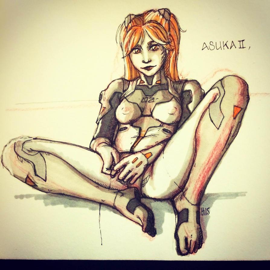 Asuka II by IsenHerra