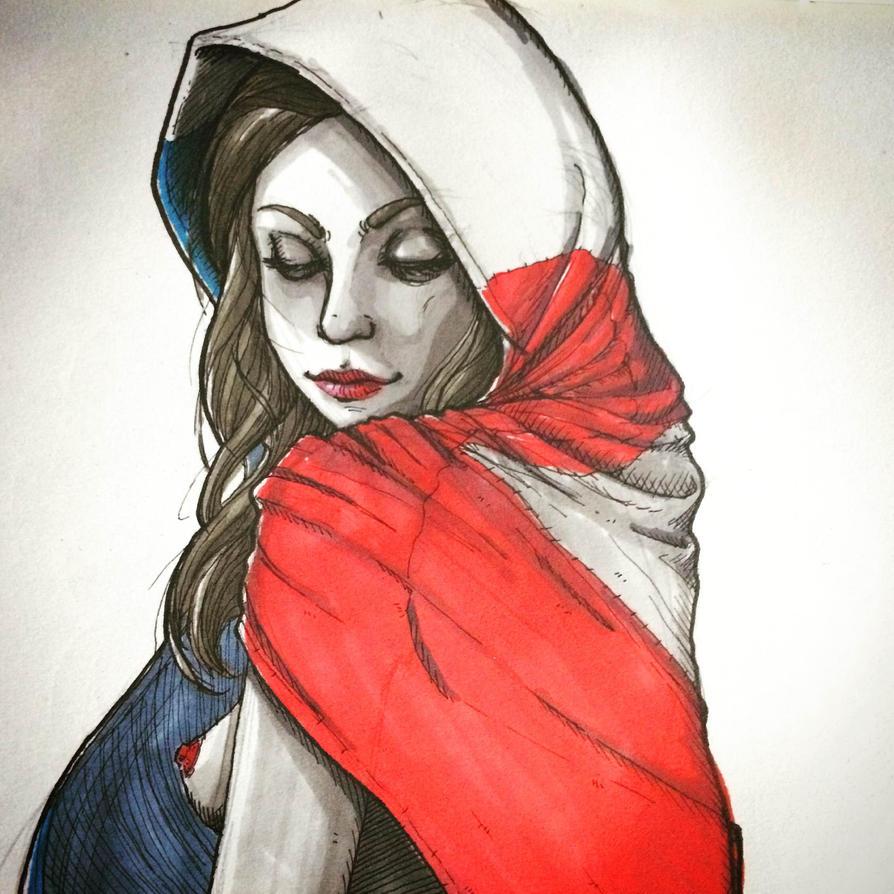Marianne by IsenHerra