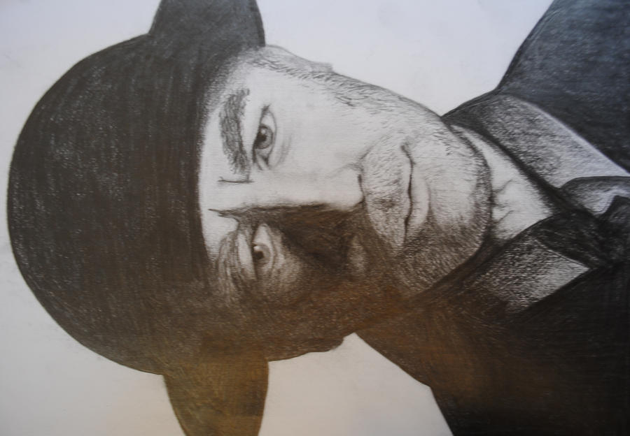 ron arad portrait by rogerramirez on deviantart. Black Bedroom Furniture Sets. Home Design Ideas